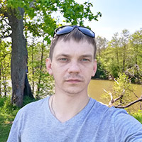 Алексей Смирнов, Москва