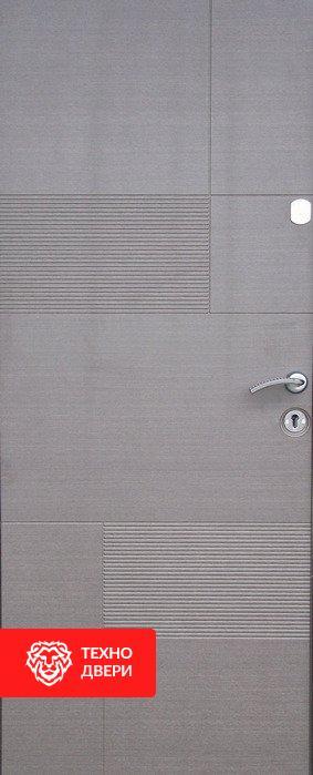 Дверь металл и МДФ Премиум, 10020 внутреняя сторона