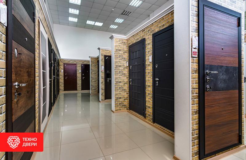 Производство входных дверей в Москве