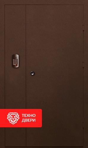 Металлическая дверь в подъезд с порошковым напылением с 2-х сторон, 27542