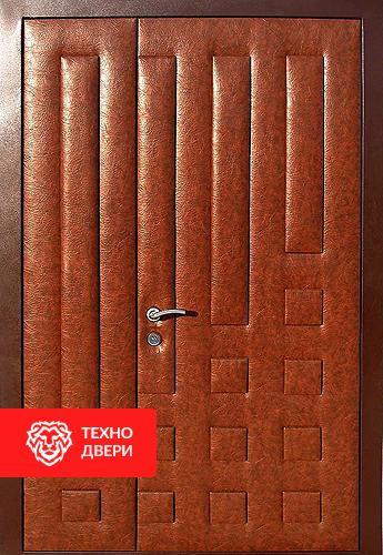 Входная тамбурная дверь с винилискожей дутой с 2-х сторон,27537