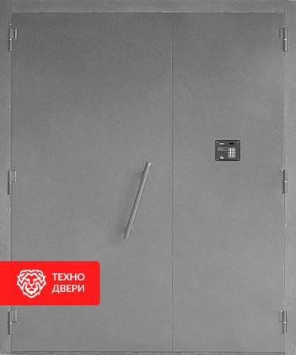 Входная дверь в подъезд с порошковым напылением с 2-х сторон, 27539