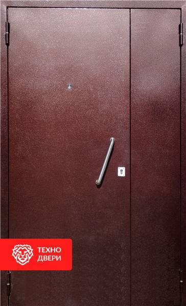 Дверь с порошковая двупольная Медный Антик, 27259