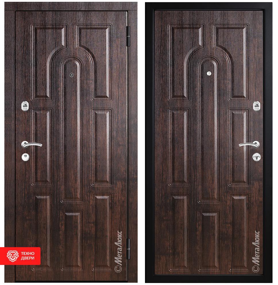Дверь венге МДФ рис.Арка с двух сторон, 27977