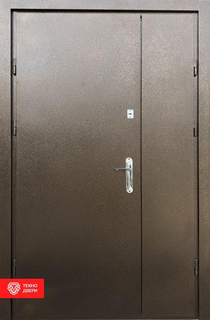 Дверь металлическая уличная / для тамбура, 27563