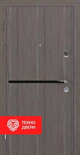 Дверь винорит благородное дерево / белая, 24195 внешняя сторона